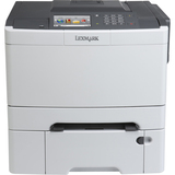 Lexmark CS510DTE Laser Printer - Color - 2400 x 600 dpi Print - Plain Paper Print - Desktop | SDC-Photo