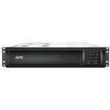 APC by Schneider Electric Smart-UPS 1500VA LCD RM 2U 120V with L5-15P - 1500 VA/1000 W - 120 V AC - 7 Minute Stand-by (SMT1500R2X122)