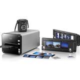 Plustek OpticFilm 120 Film and slide Scanner - 10600 dpi - High resolution Fillm and slide scanner for 35mm to 120mm (783064365642)