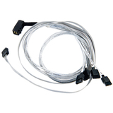 Microsemi Adaptec Mini-SAS HD/SATA Data Transfer Cable