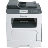 Lexmark MX410DE Laser Multifunction Printer - Monochrome - Plain Paper Print - Desktop | SDC-Photo