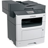 Lexmark MX510DE Laser Multifunction Printer - Monochrome - Plain Paper Print - Desktop - Copier/Printer/Scanner - 45 (35S5702)