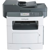 Lexmark MX511DE Laser Multifunction Printer - Monochrome - Plain Paper Print - Desktop - Copier/Fax/Printer/Scanner - (35S5703)