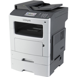 Lexmark MX511DTE Laser Multifunction Printer - Monochrome - Plain Paper Print - Desktop - Copier/Fax/Printer/Scanner (35S5941)