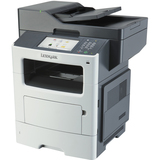 Lexmark MX610DE Laser Multifunction Printer - Monochrome - Plain Paper Print - Desktop | SDC-Photo