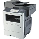 Lexmark MX610DE Laser Multifunction Printer - Monochrome - Plain Paper Print - Desktop - Copier/Printer/Scanner - 50 (35S6700)