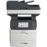 Lexmark MX710DHE Laser Multifunction Printer - Monochrome - Plain Paper Print - Desktop - Copier/Fax/Printer/Scanner (24T7310)