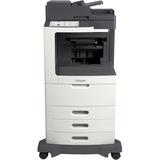 Lexmark MX811DTE Laser Multifunction Printer - Monochrome - Plain Paper Print - Desktop - Copier/Fax/Printer/Scanner (24T7423)