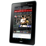 "Acer ICONIA Tab A110-07g08u 7"" 8 GB Tablet - Wi-Fi - NVIDIA Tegra 3 T30L 1.20 GHz - Gray 