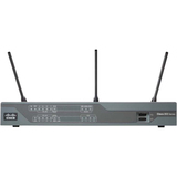 Cisco 892FSP Gigabit Ethernet Security Router with SFP - 9 Ports - Management Port - 1 Slots - Gigabit Ethernet - Des (C892FSP-K9)