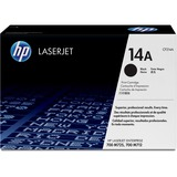 HP 14A Original Toner Cartridge - Single Pack - Laser - 10000 Pages - Black - 1 Each (CF214A)