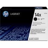 HP 14X Original Toner Cartridge - Single Pack - Laser - High Yield - 17500 Pages - Black - 1 Each (CF214X)