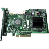 DELL UN939 SAS PCI-Express Controller Card for Select Dell PowerEdge / PowerVault Server