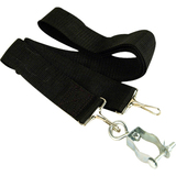 "Arnold Carrying Strap - 2"" Width x 6.8"" Length - Black - Nylon"