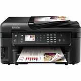 Epson WorkForce WF-3520 Inkjet Multifunction Printer - Color - Photo Print - Desktop | SDC-Photo