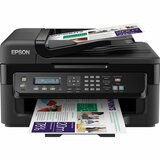 Epson WorkForce WF-2530 Inkjet Multifunction Printer - Color - Photo Print - Desktop | SDC-Photo