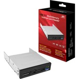 Vantec USB 3.0 Multi-Memory Internal Card Reader - SDXC, SDHC, Memory Stick, Memory Stick PRO, xD-Picture Card, Compa (UGT-CR935)