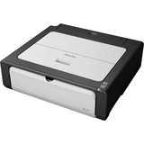 Ricoh Aficio SP 100 e Laser Printer - Monochrome - 1200 x 600 dpi Print - Plain Paper Print - Desktop | SDC-Photo