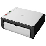 Ricoh Aficio SP 100SU e Laser Multifunction Printer - Monochrome - Plain Paper Print - Desktop | SDC-Photo