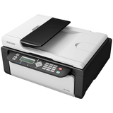 Ricoh Aficio SP 100SF e Laser Multifunction Printer - Monochrome - Plain Paper Print - Desktop | SDC-Photo