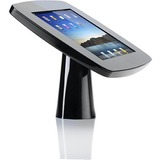 Tryten Technologies Kiosk Stand Secure Mount Black - W/ Security Lock for iPad