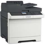 Lexmark CX310DN Laser Multifunction Printer - Color - Plain Paper Print - Desktop - Copier/Printer/Scanner - 25 ppm M (28C0550)