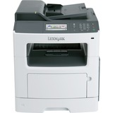 Lexmark CX410DE Laser Multifunction Printer - Color - Plain Paper Print - Desktop - Copier/Fax/Printer/Scanner - 32 p (28D0550)