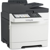 Lexmark CX510DE Laser Multifunction Printer - Color - Plain Paper Print - Desktop | SDC-Photo