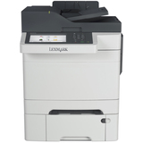 Lexmark CX510DTHE Laser Multifunction Printer - Color - Plain Paper Print - Desktop | SDC-Photo