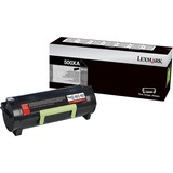 Lexmark Unison 600XA Toner Cartridge - Black - Laser - Extra High Yield - 20000 Pages - 1 / Pack (60F0XA0)