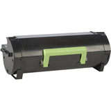 Lexmark Unison 500HA Toner Cartridge - Black - Laser - High Yield - 5000 Pages Black - 1 / Pack (50F0HA0)