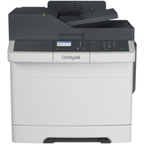 Lexmark CX310N Laser Multifunction Printer - Color - Plain Paper Print - Desktop - Copier/Printer/Scanner - 25 ppm Mo (28C0500)