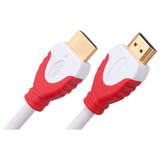 Link Depot HDMI High Speed with Ethernet - Type A to Type A (White)