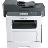 Lexmark XM1145 Laser Multifunction Printer - Monochrome - Plain Paper Print - Desktop - Copier/Fax/Printer/Scanner - (35S5705)