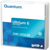 Quantum MR-L6MQN-01 LTO Ultrium 6 Data Cartridge