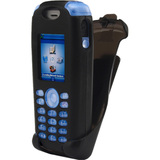 zCover Dock-in-Case Carrying Case (Holster) for IP Phone - Blue