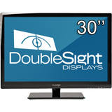 "DoubleSight Displays DS-309W 30"" CCFL LCD Monitor - 16:10 - 6 ms"