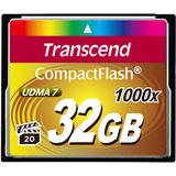Transcend 1000x CompactFlash (Ultimate)