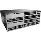 Cisco Catalyst WS-C3850-48F Layer 3 Switch