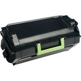 Lexmark Unison 621X Toner Cartridge - Black - Laser - Extra High Yield - 45000 Pages Black - 1 Pack (62D1X0E)