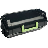 Lexmark Unison Toner Cartridge - Black - Laser - High Yield - 25000 Pages - 1 Pack (62D1H0E)