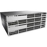 Cisco Catalyst WS-C3850-24T-E Layer 3 Switch