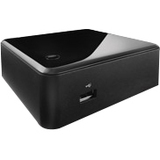 Intel DCCP847DYE Desktop Computer - Intel Celeron 847 1.10 GHz - Ultra Compact - Black | SDC-Photo