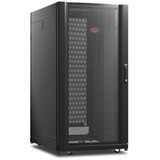 Schneider Electric NetShelter SX Rack Cabinet - 19IN 24U Wide Floor Standing for Server - Black - 2254.73 lb x Dynami (AR3814)