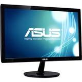 Asus VS207T-P 19.5in HD+ LED LCD Monitor - 16:9 - Black - 1600 x 900 - 16.7 Million Colors - )250 cd/m² - 5 ms - (VS207T-P)