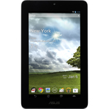 "Asus MeMO Pad ME172V-A1-GR 7"" 16 GB Tablet - Wi-Fi - WonderMedia Cortex A9 WM8950 1 GHz - LED Backlight - Gray 