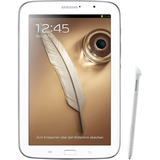 "Samsung Galaxy Note GT-N5110 8"" 16 GB Tablet - Wi-Fi - Samsung Exynos 1.60 GHz - Marble White 