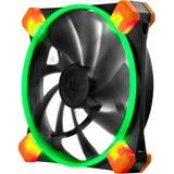 Antec TrueQuiet 120 UFO (Green) Cooling Fan - 1 x 120 mm - 1000 rpm - Rubber, Silicon