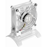 "Thermaltake Mobile Fan III - 80 mm Diameter - Adjustable - 1"" Height - White"