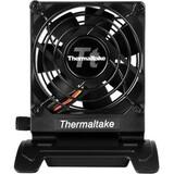 "Thermaltake Mobile Fan III - 80 mm Diameter - Adjustable - 1"" Height - Black"